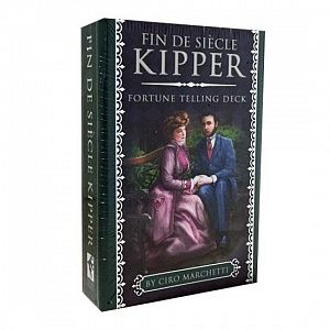 fin de siecle kipper / оракул киппер ленорман. чиро маркетти,