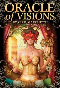 oracle of visions by c.marchetti / оракул видений чиро маркетти,