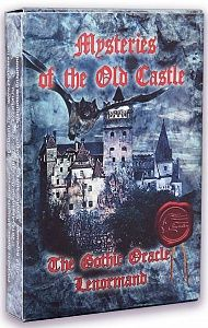 mysteries of the old castle - the gothic lenormand oracle / тайны старого замка оракул,